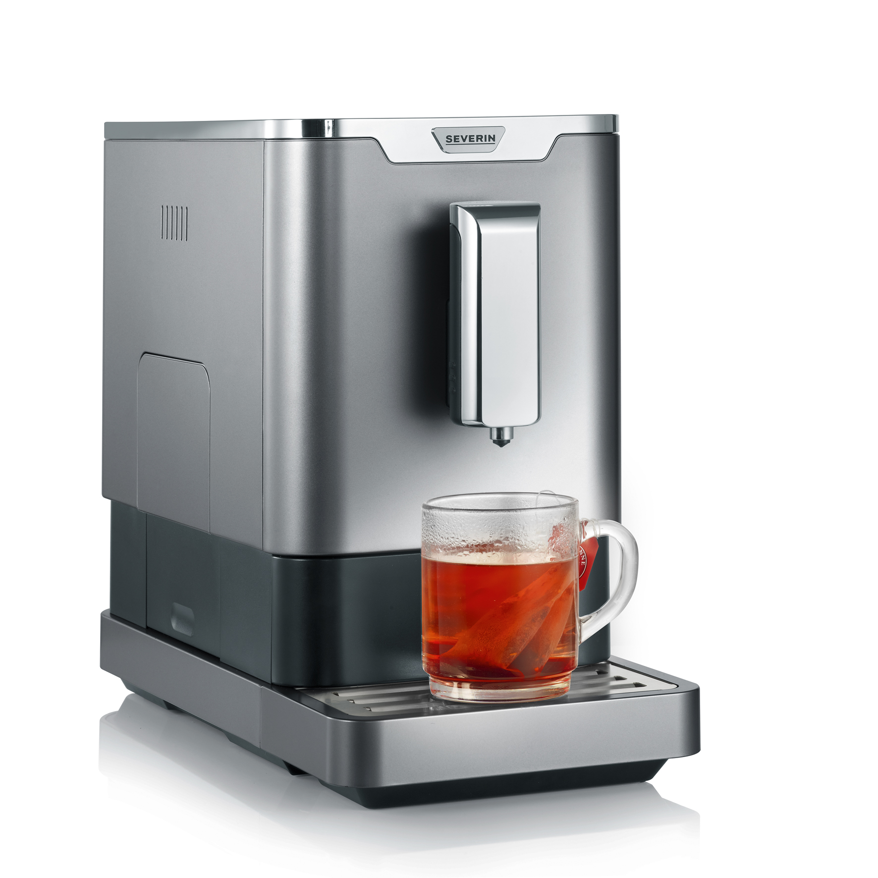 Automatic coffee machine KV 8090 - Beans to cup - Caffe Italiano